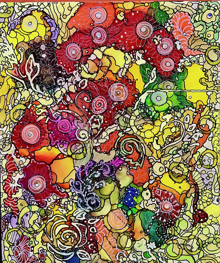 Circles2 by Rae Chichilnitsky