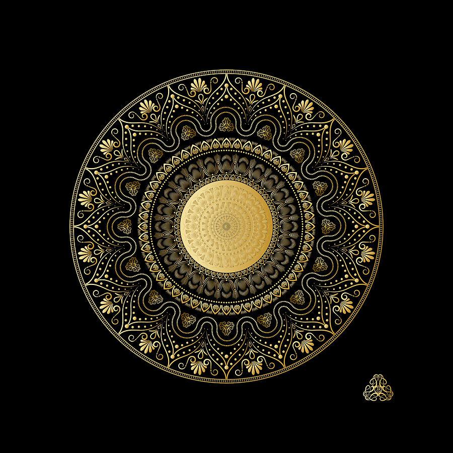 Circumplexical No 3910 by Alan Bennington