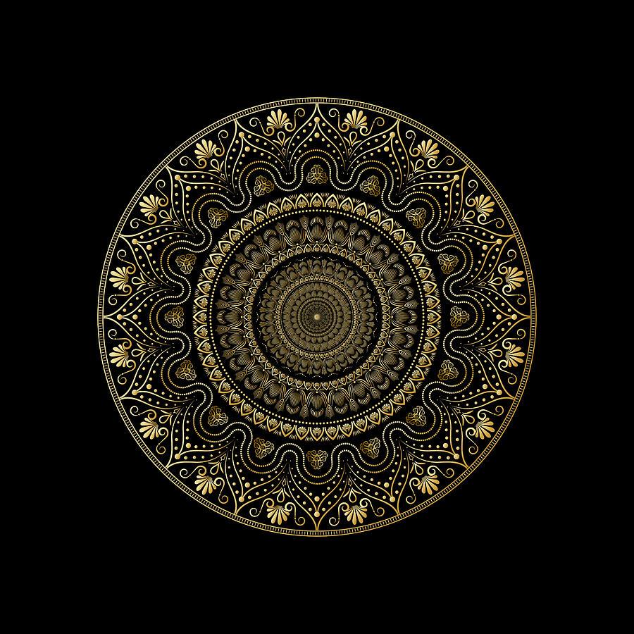 Circumplexical No 3911 by Alan Bennington