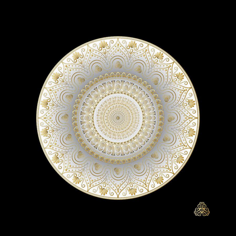 Circumplexical No 3915 by Alan Bennington