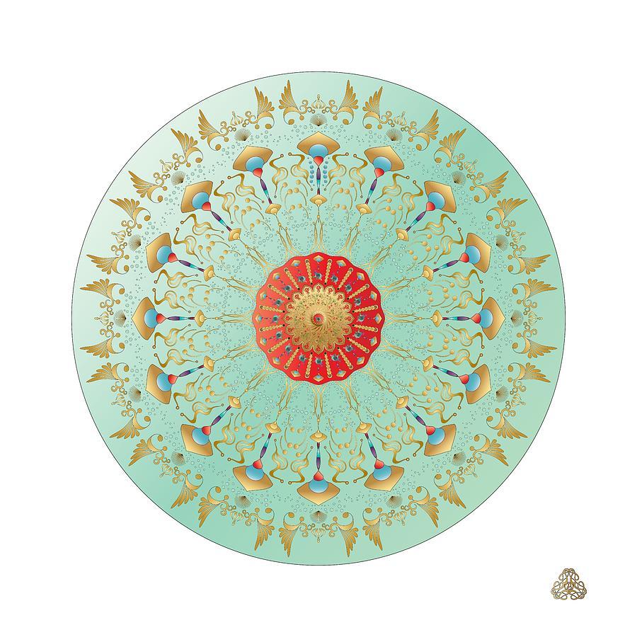 Circumplexical No 3920 by Alan Bennington