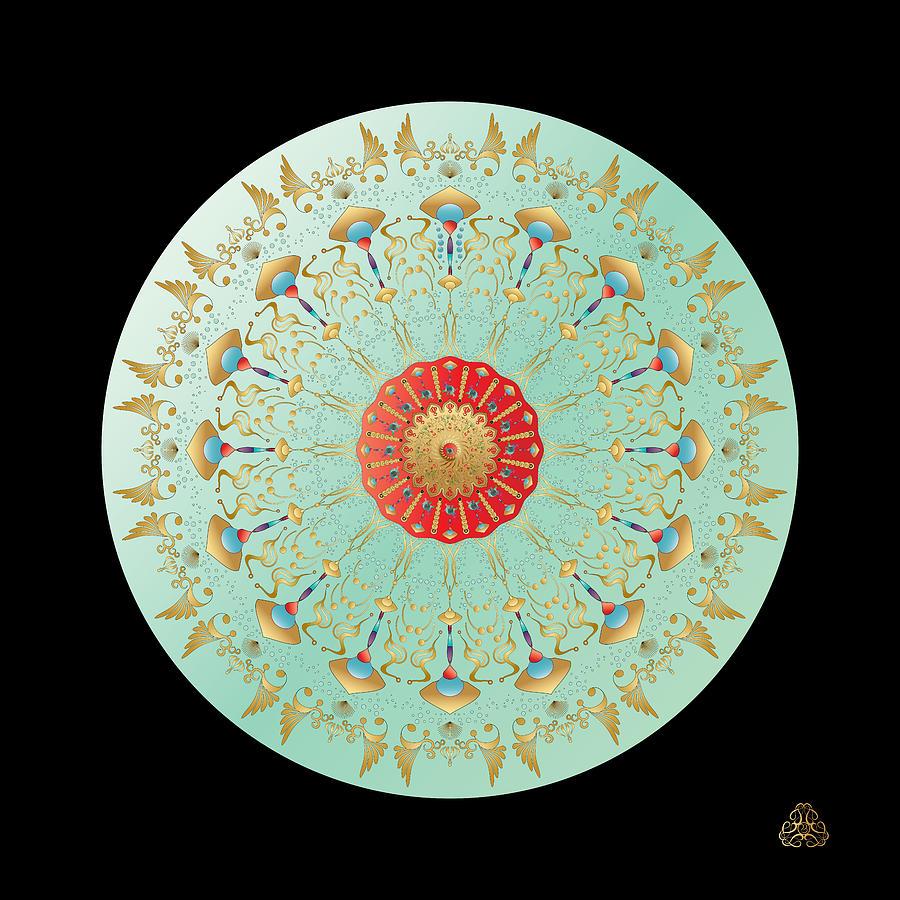 Circumplexical No 3921 by Alan Bennington