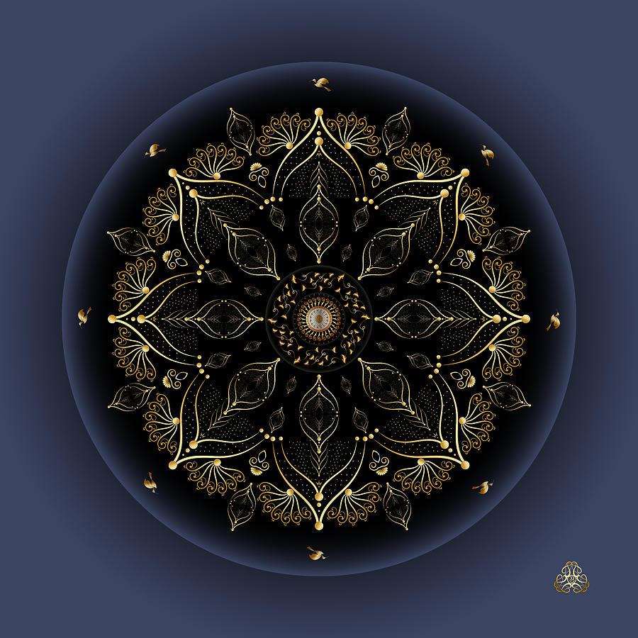 Circumplexical No 3986 by Alan Bennington