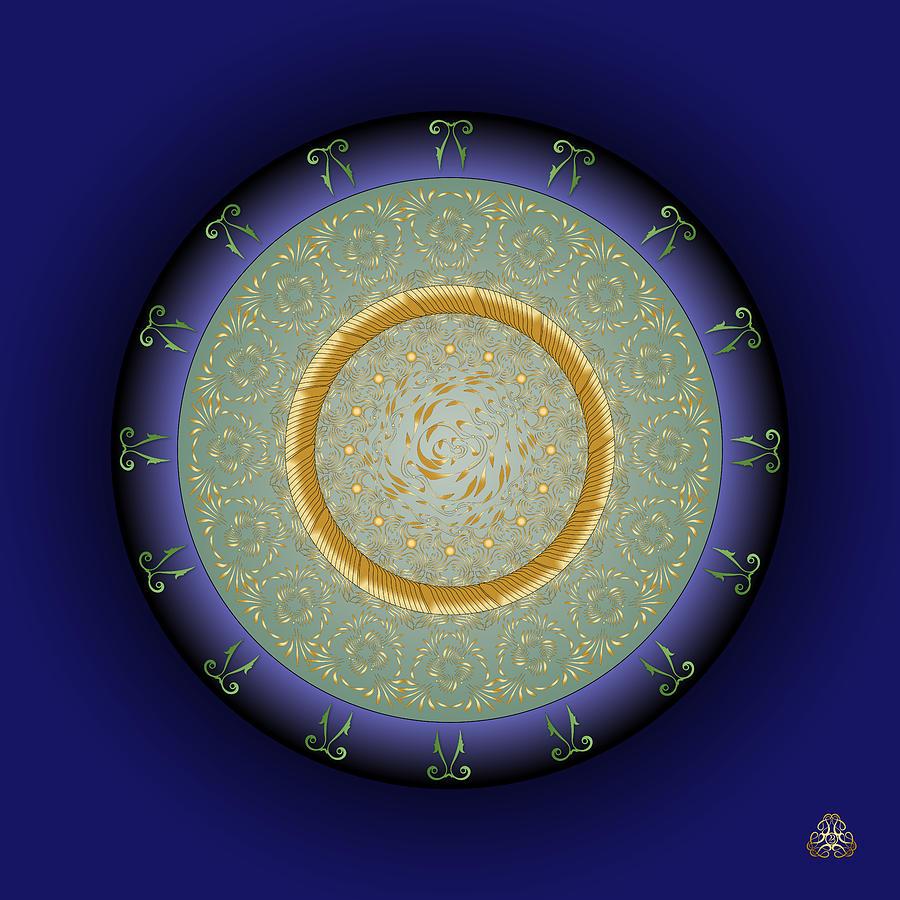 Circumplexical No 4000 by Alan Bennington