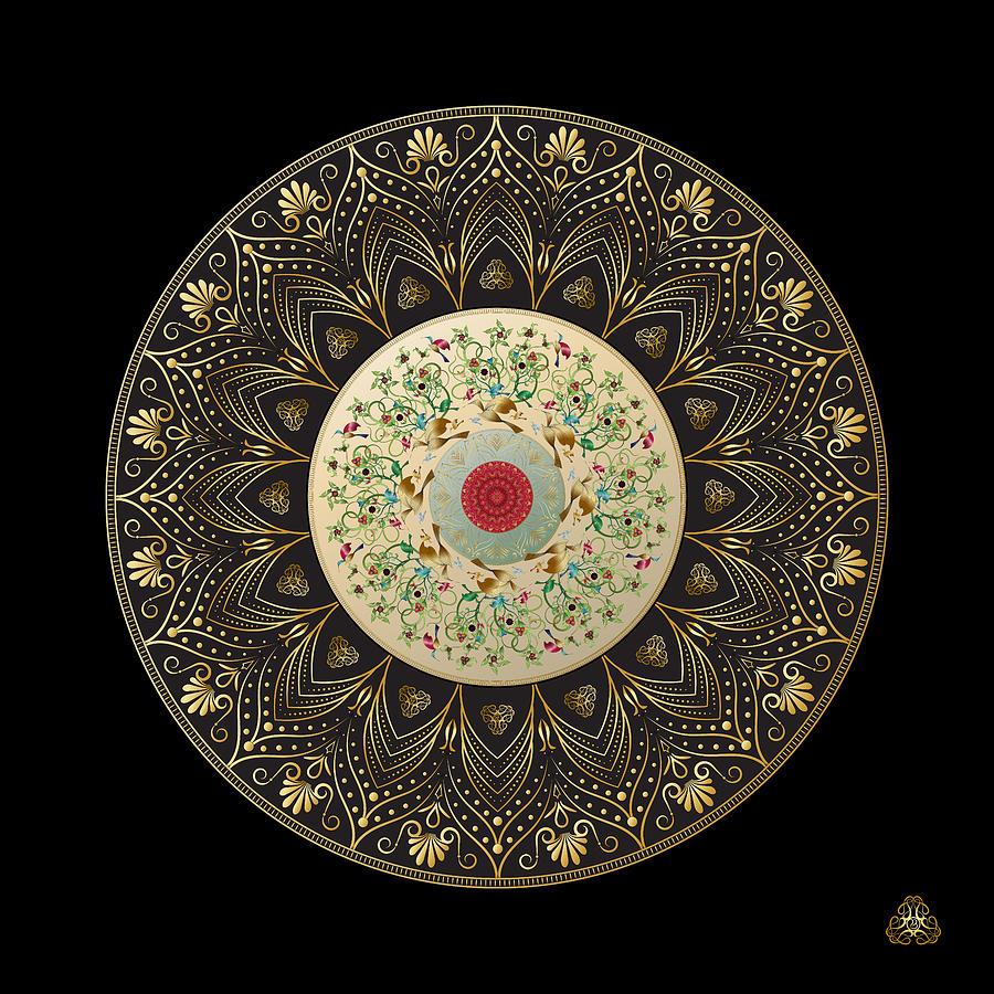 Circumplexical No 4001 by Alan Bennington