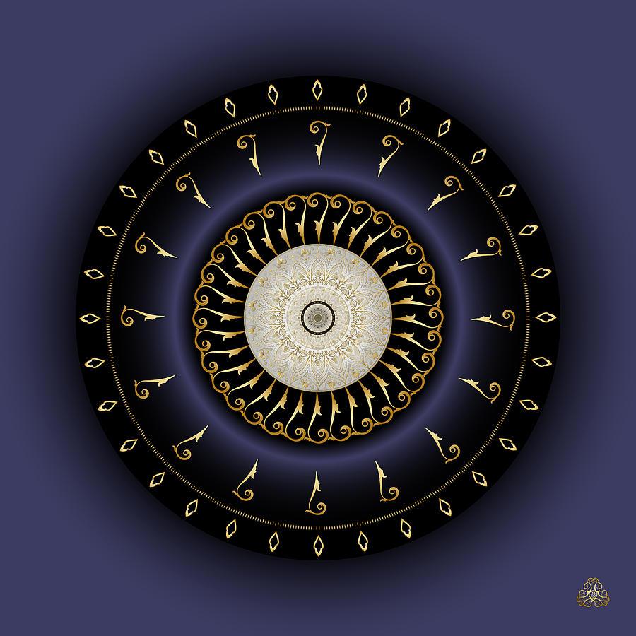 Circumplexical No3992 by Alan Bennington