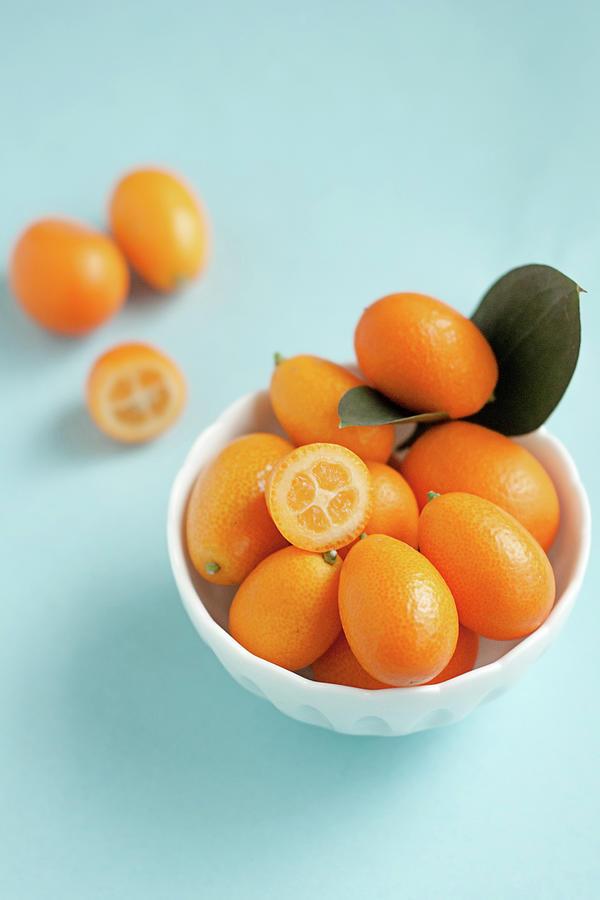 Citrus Kumquat Photograph by Kemi H Photography