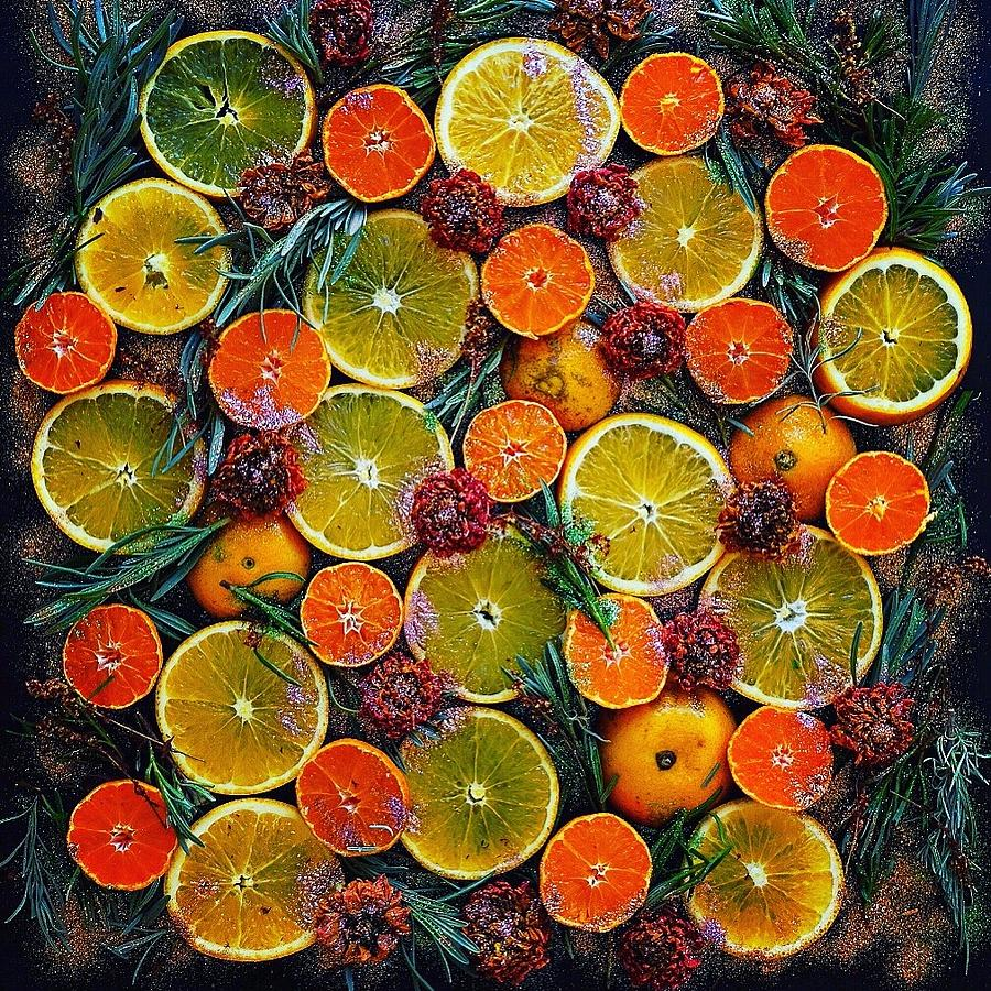 Citrus Time by Sarah Phillips