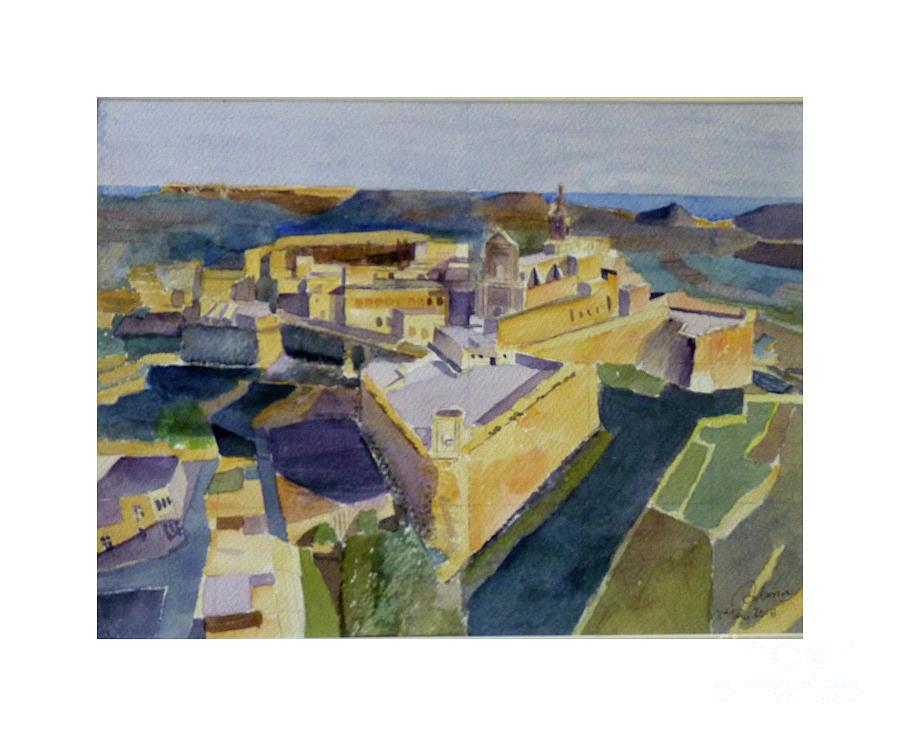 Cittadella Gozo by Godwin Cassar