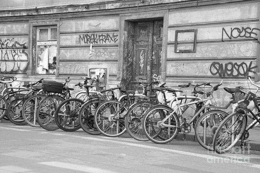 city bikes by Juli Scalzi