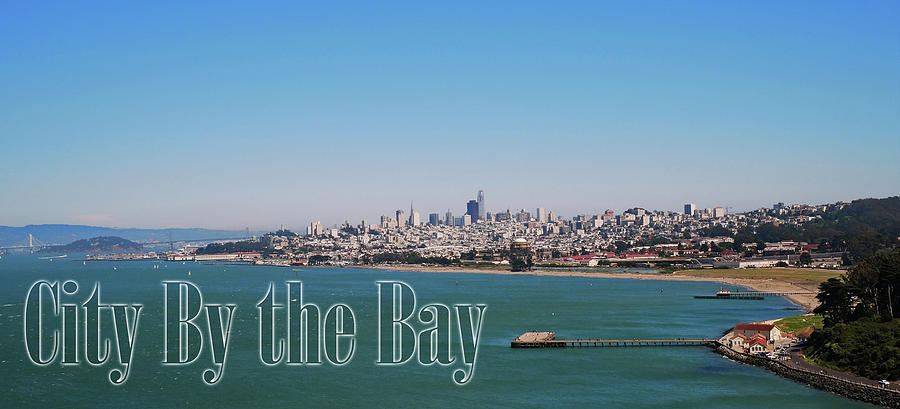 City By the Bay by Jordan Paw