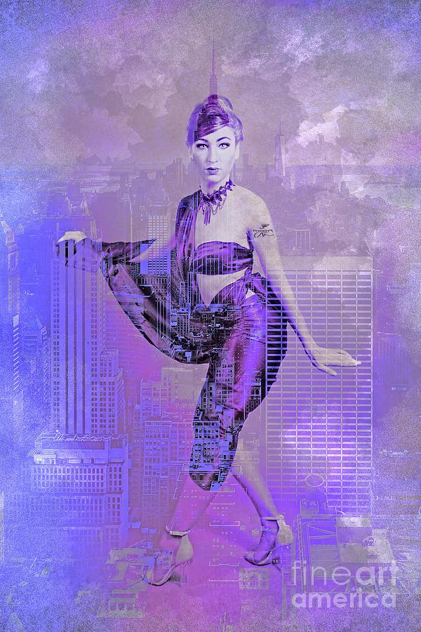 City Girl by Afrodita Ellerman
