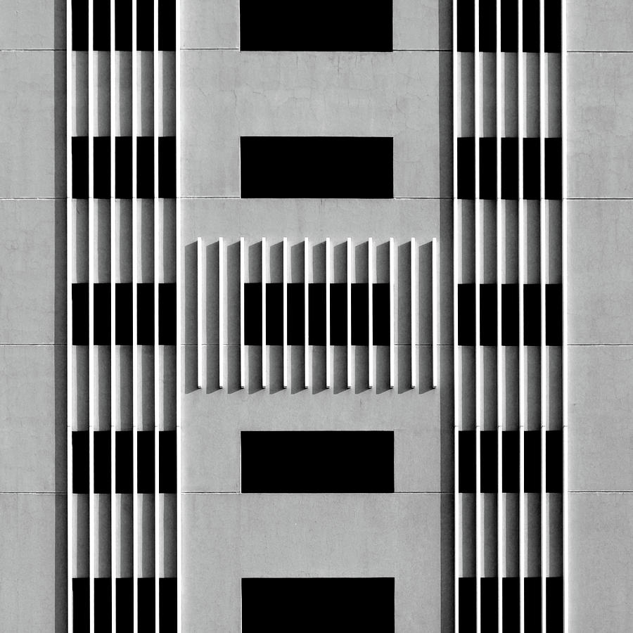City Grids 64 by Stuart Allen