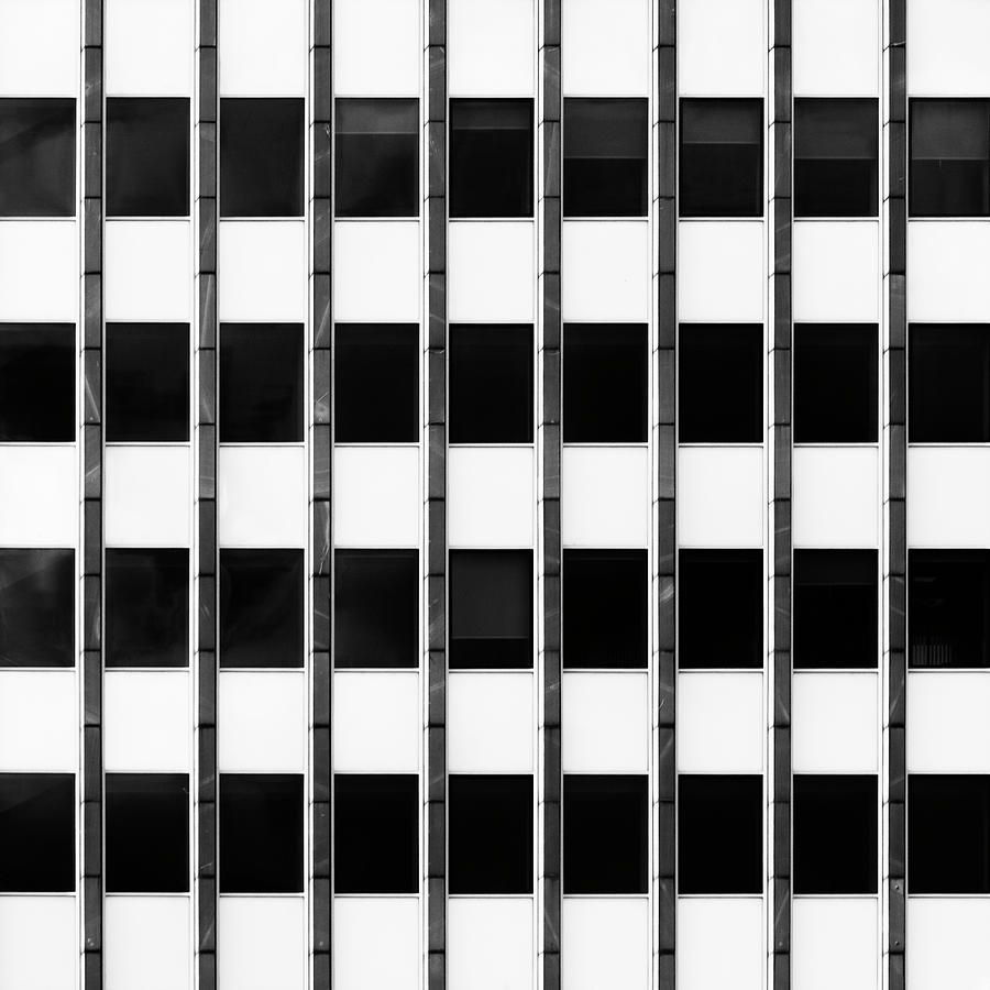 City Grids 67 by Stuart Allen