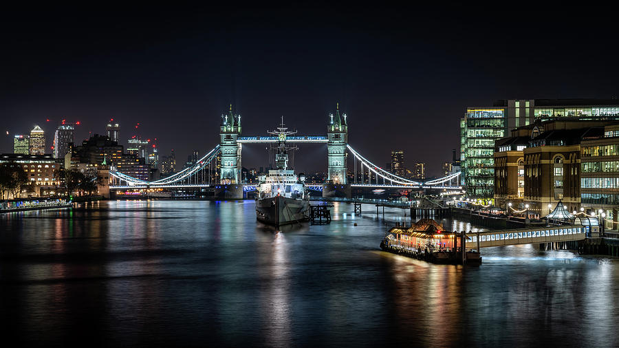 City of London Scene by Framing Places