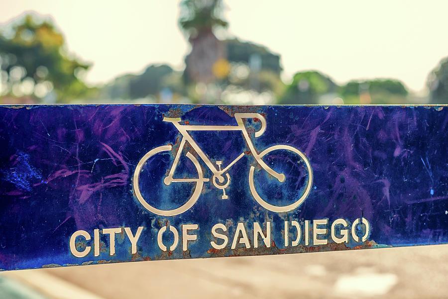 City Of San Diego by Joseph S Giacalone