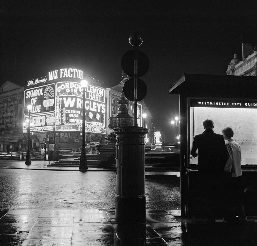 City Of Westminster Photograph by Harry Kerr