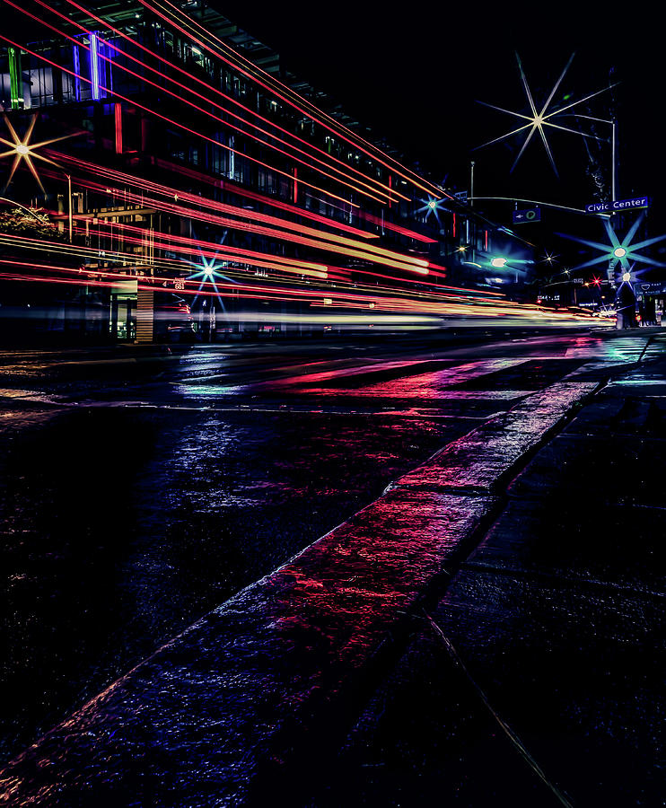 City Streaks by Ant Pruitt
