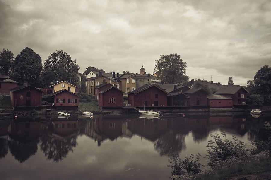 City where the heart lives by Elena Ivanova IvEA
