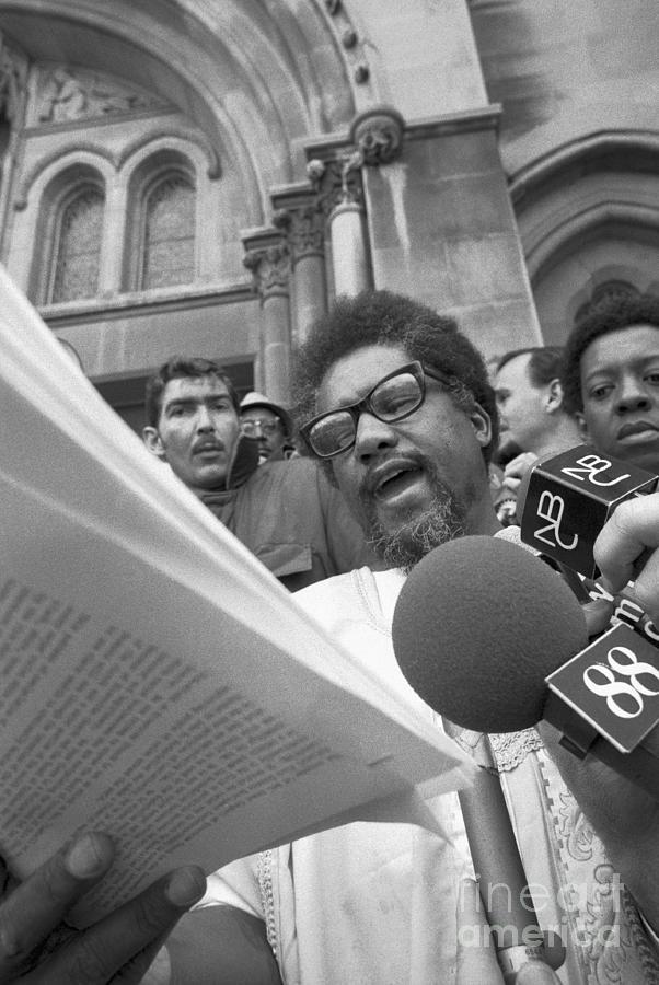 Civil Rights Activist James Forman Photograph by Bettmann