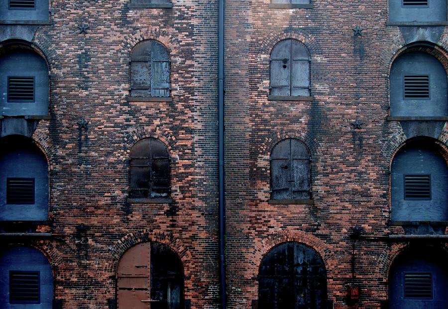Civil War Era Spice Warehouse Photograph by © Rick Elkins