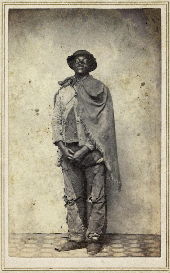 1863 Photograph - Civil War: Runaway, C1863 by Granger