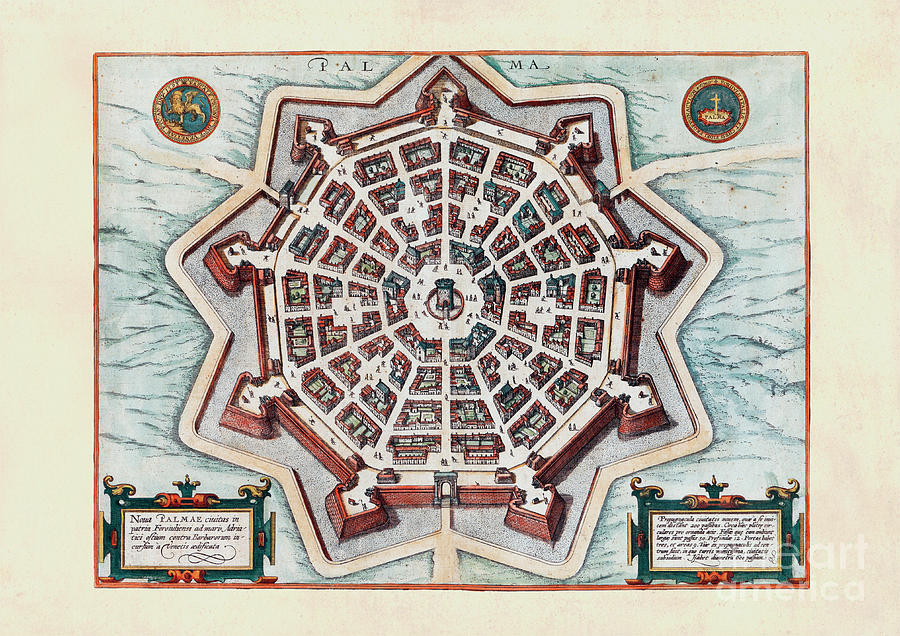 Civitates Orbis Terrarum by Franz Hogenberg