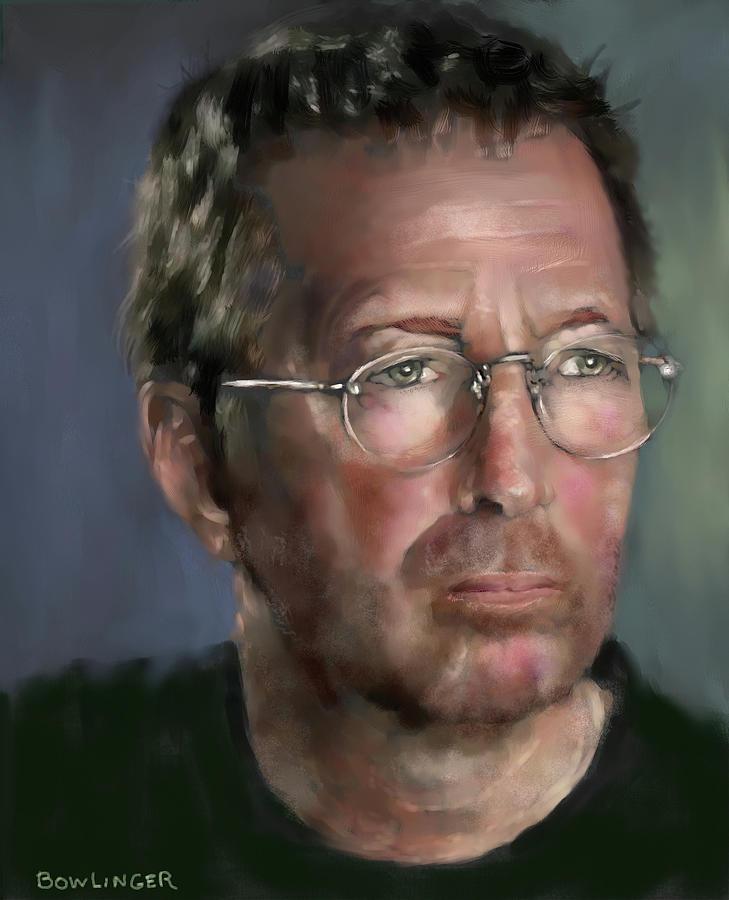 Clapton by SCOTT BOWLINGER