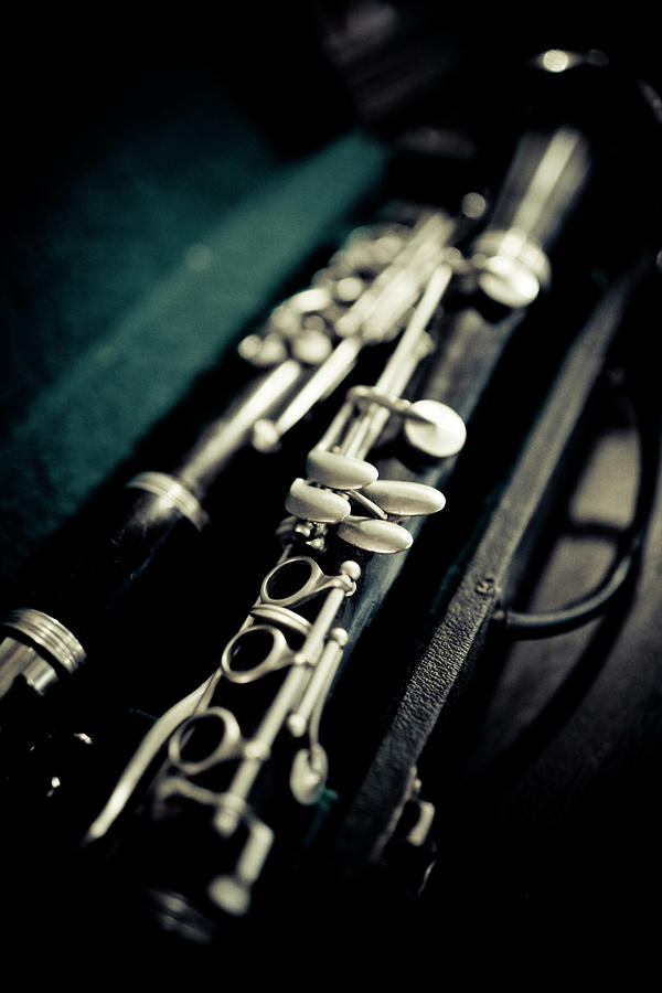 Clarinet Photograph by Thepalmer