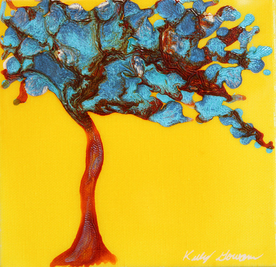 Clarity Painting by Kelly Gowan
