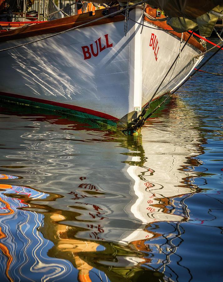 Classic Boat Magic by David Kay