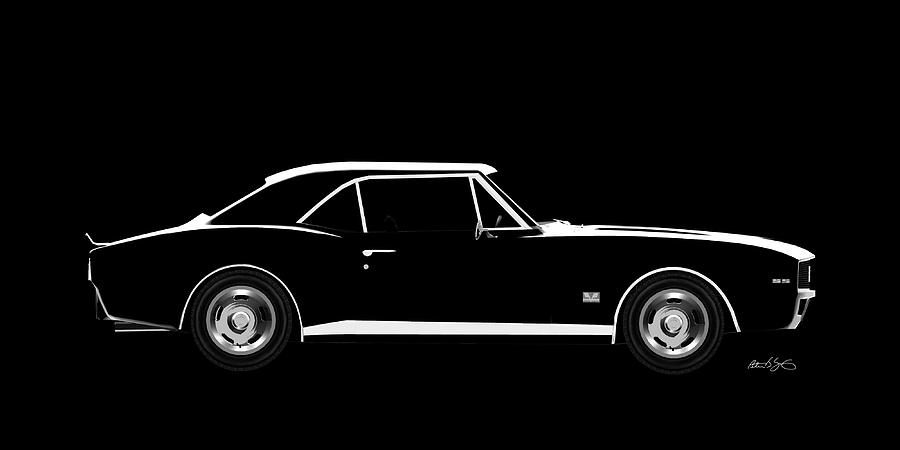 Classic Camaro by Peter J Sucy