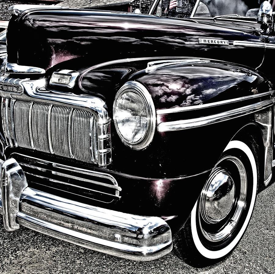 Classic Mercury by Bruce Gannon