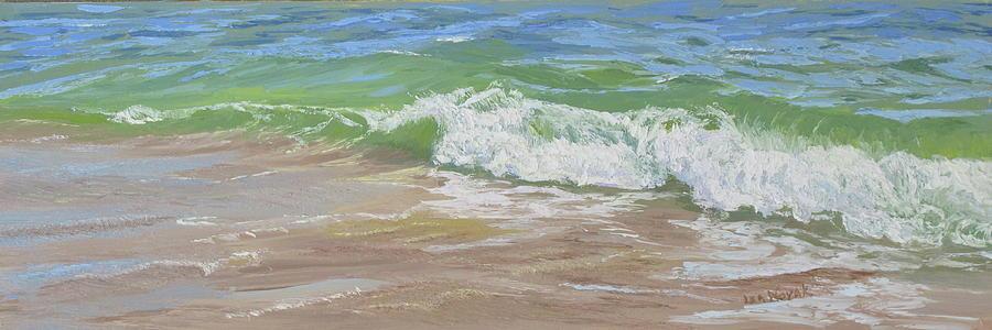 Clear Green Water by Lea Novak