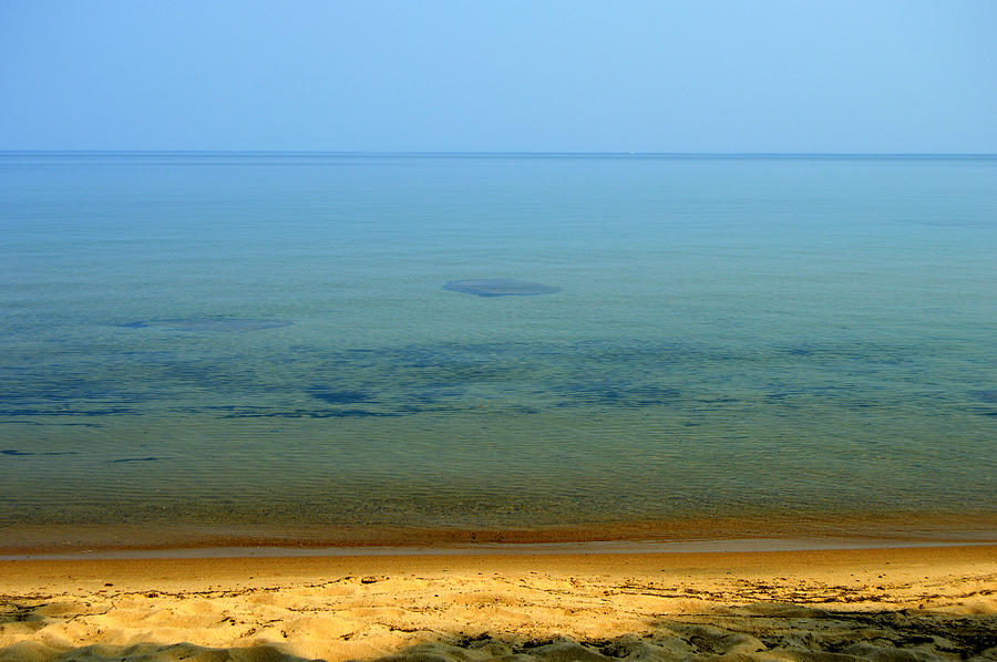 Clearness Of Lake Superior Photograph