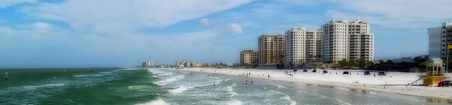 Clearwater Beach by Sandra Selle Rodriguez