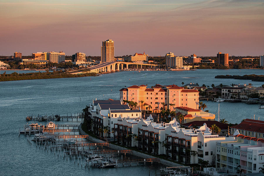 Clearwater Evening by Jeff Phillippi