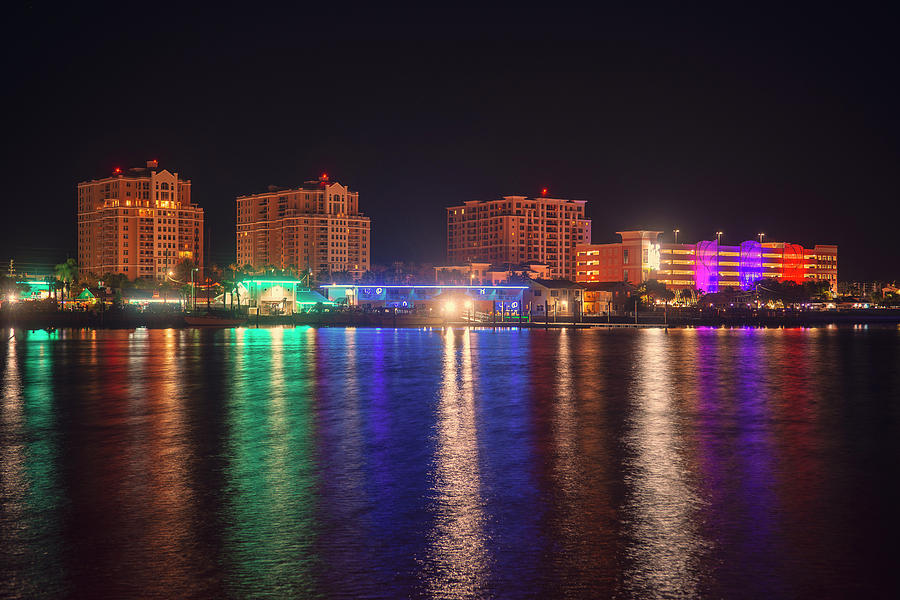 Clearwater Night by Ray Devlin
