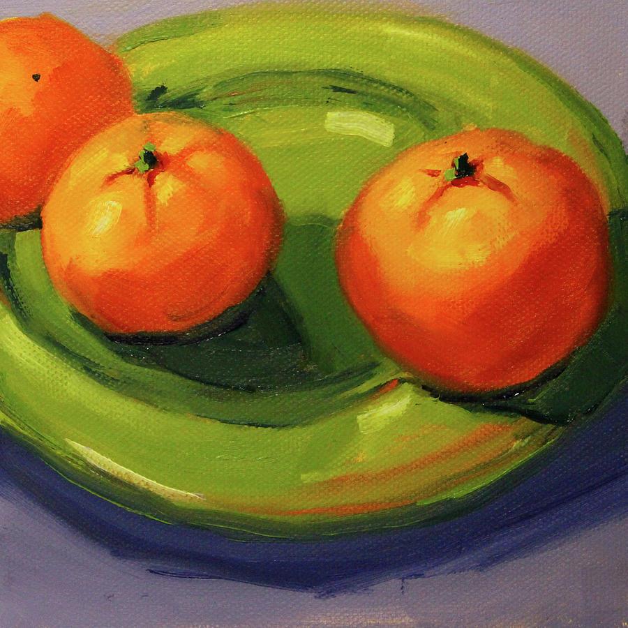 Clementine 1 by Nancy Merkle