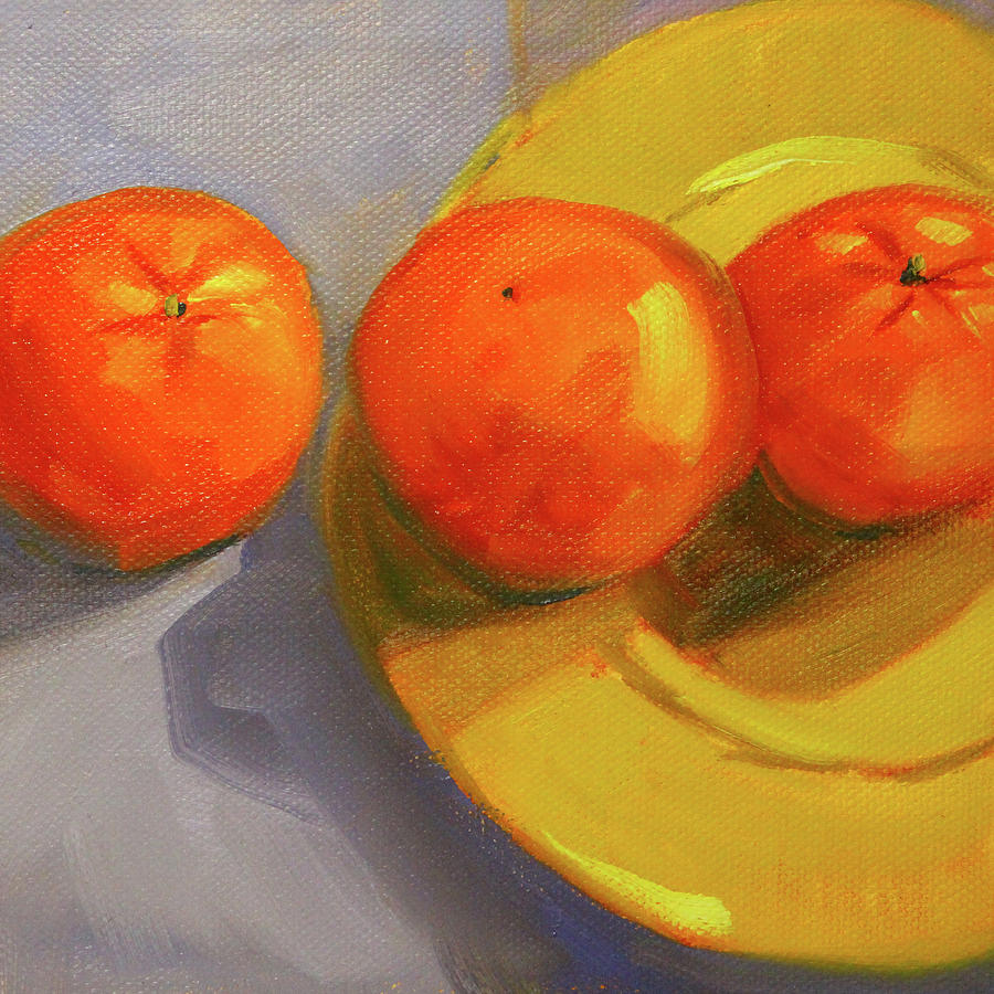 Clementine 2 by Nancy Merkle