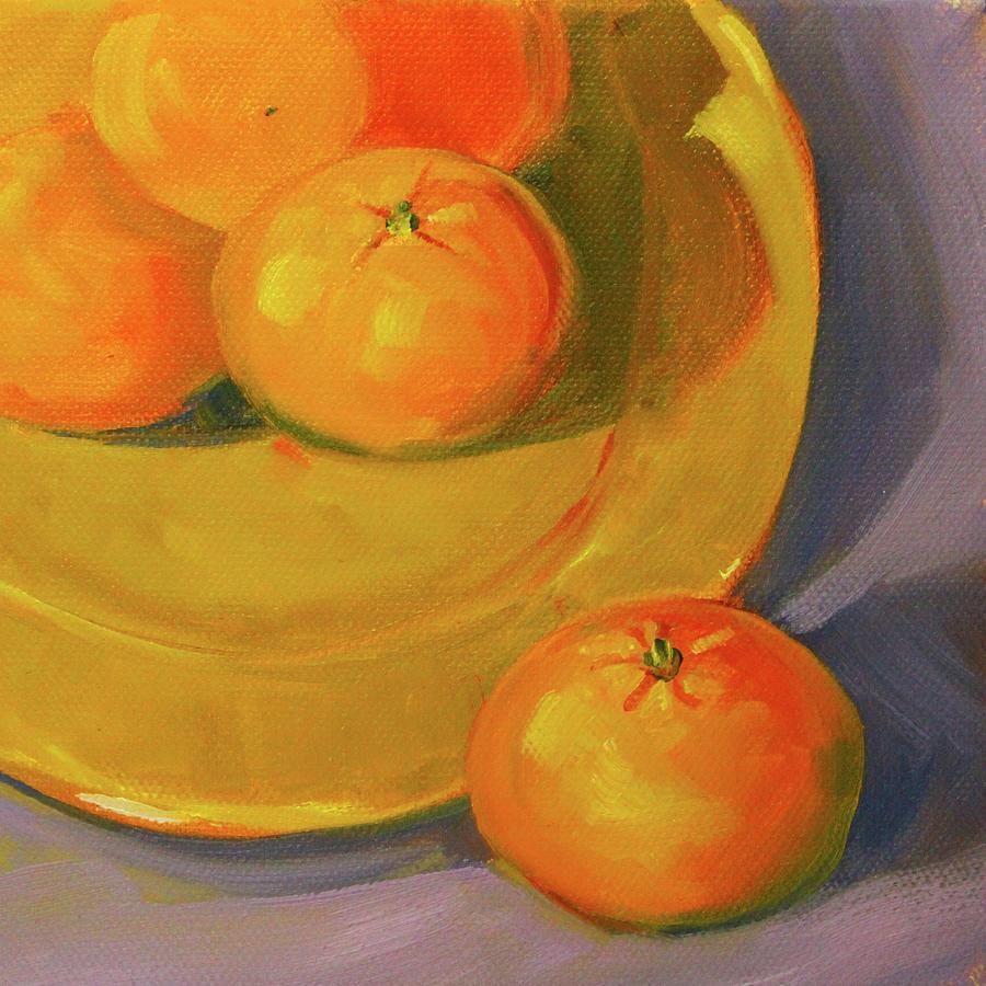 Clementine 3 by Nancy Merkle