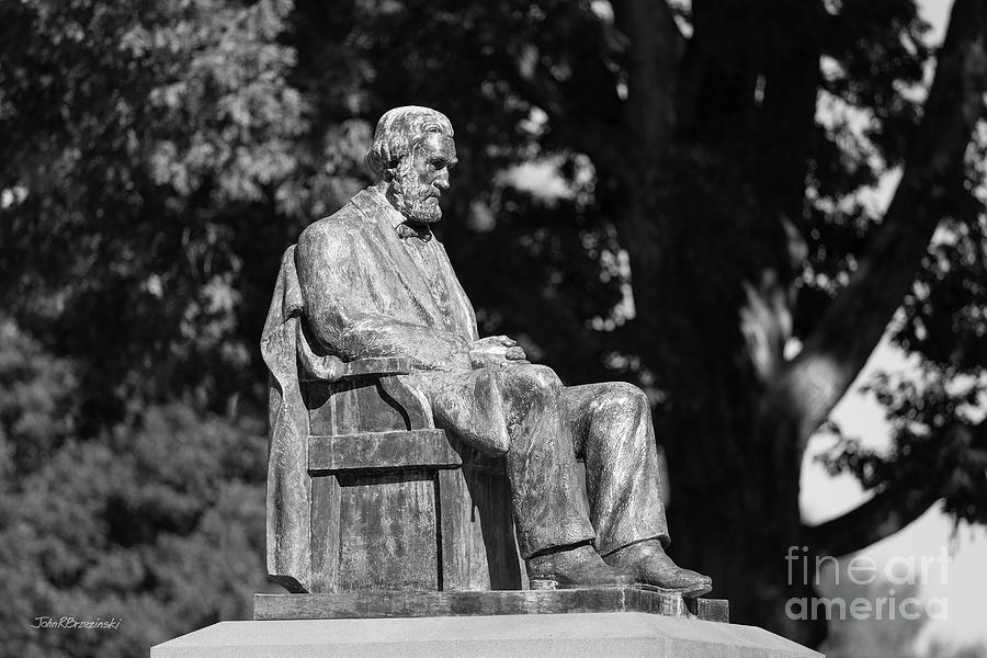 Clemson University - Clemson Statue by University Icons