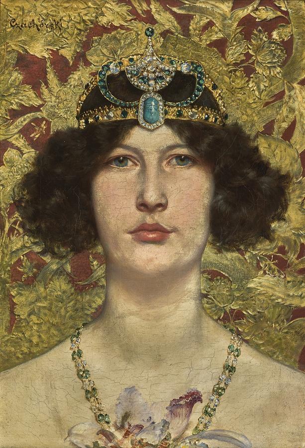Cleopatra by Wladyslaw Czachorski