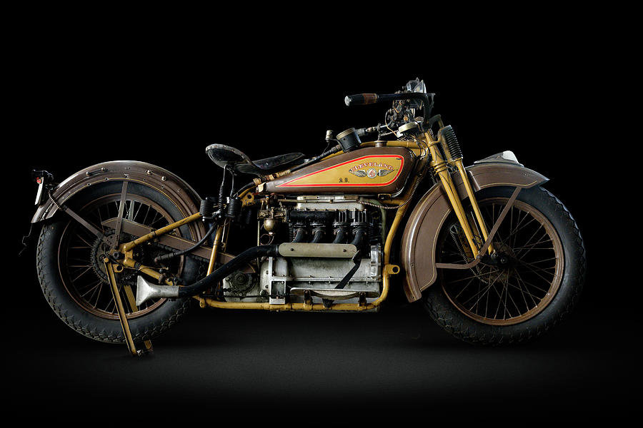 Cleveland Four Cylinder by Andy Romanoff