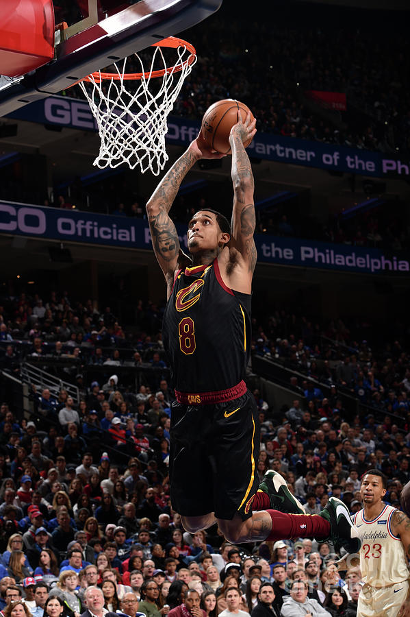 Cleveland Cavaliers V Philadelphia 76ers Photograph by David Dow