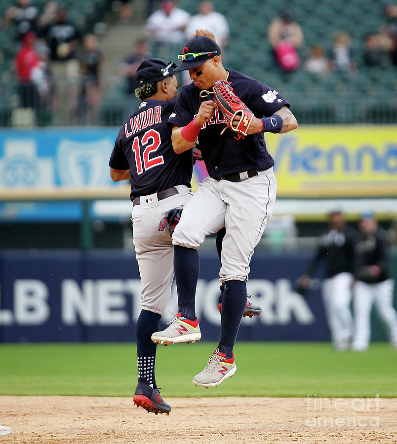 Cleveland Indians V Chicago White Sox Photograph by Nuccio Dinuzzo