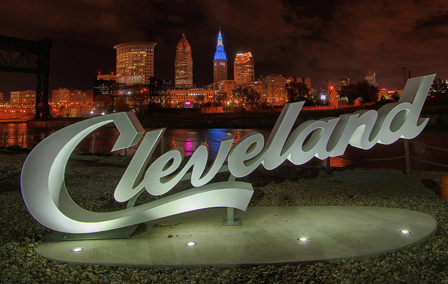 Cleveland Proud  by Richard Kopchock