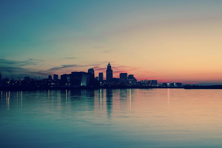 Cleveland Skyline 1 by Ryan Lima