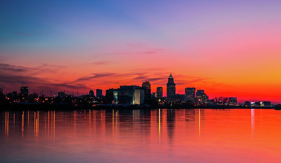 Cleveland Skyline 4 by Ryan Lima