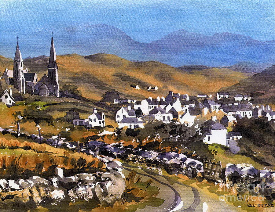 Clifden, Co Galway by Val Byrne